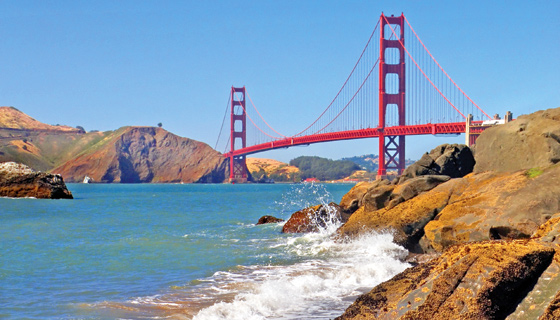 Northern California Coast Walking & Hiking Tour